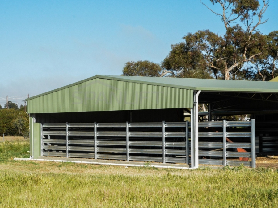 Beef Yard Cover 17 Spanlift  eLC6T - Gallery