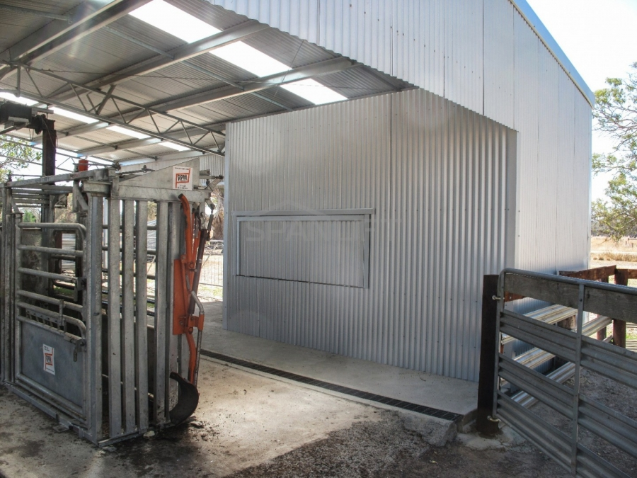 Beef Yard Cover 21 Spanlift zFLt4K