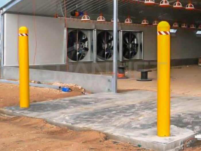 Bollards 4 Spanlift  2Xccxu - Product Options