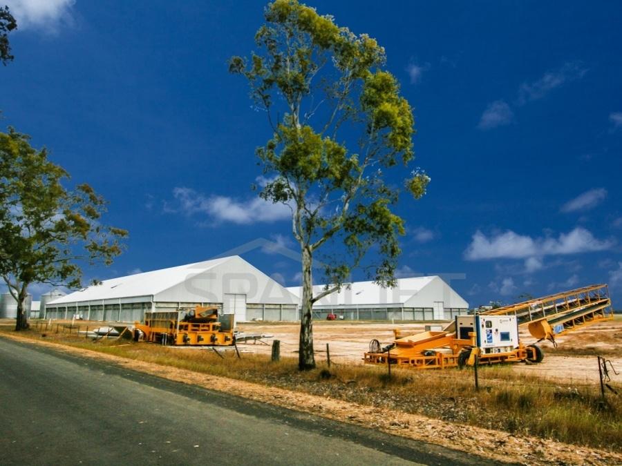 Bulk Storage Grain Shed 2 Spanlift RJS0Z2 1