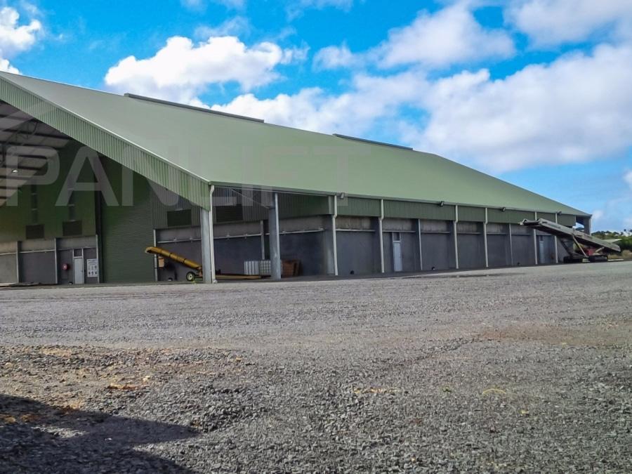 Bulk Storage Grain Shed 20 Spanlift IsEp9u