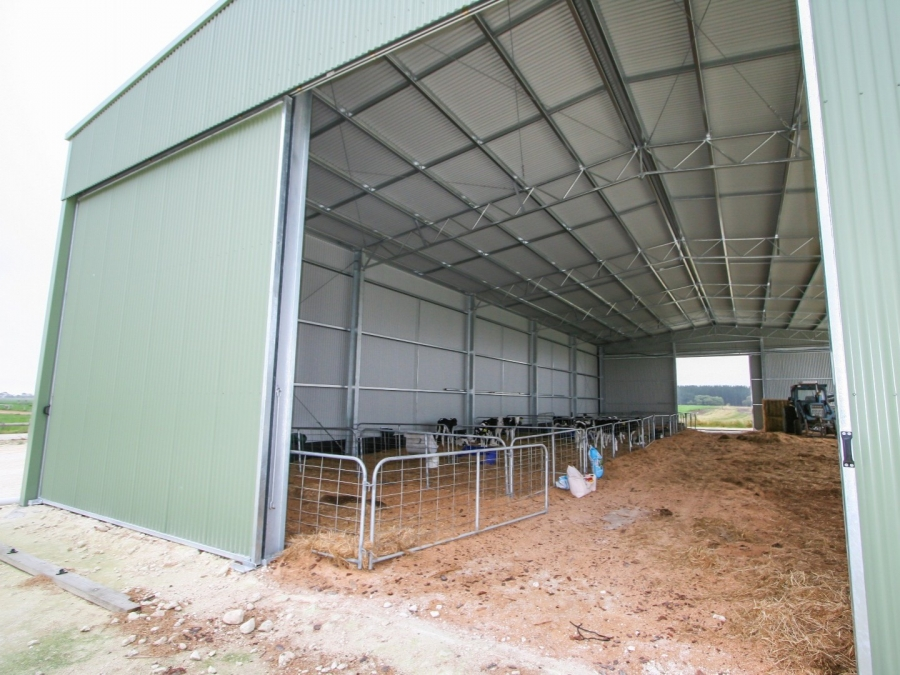 Calf Shed 15 Spanlift uTA 6i - Gallery