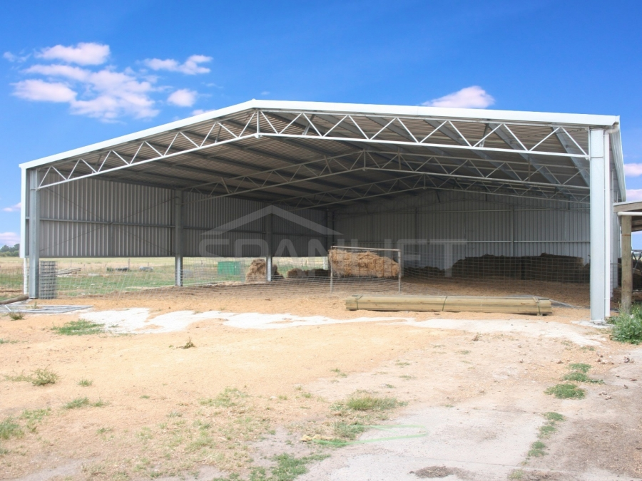 Calf Shed 2A Spanlift pPR73s - Gallery