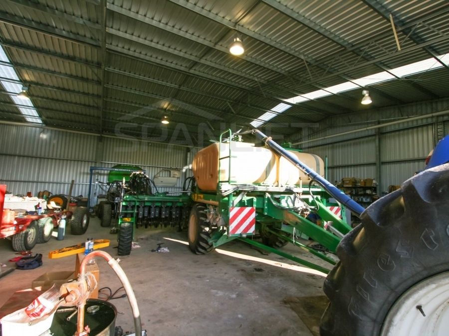 Farm Workshop Shed 10 Spanlift Iki6Bq - Gallery