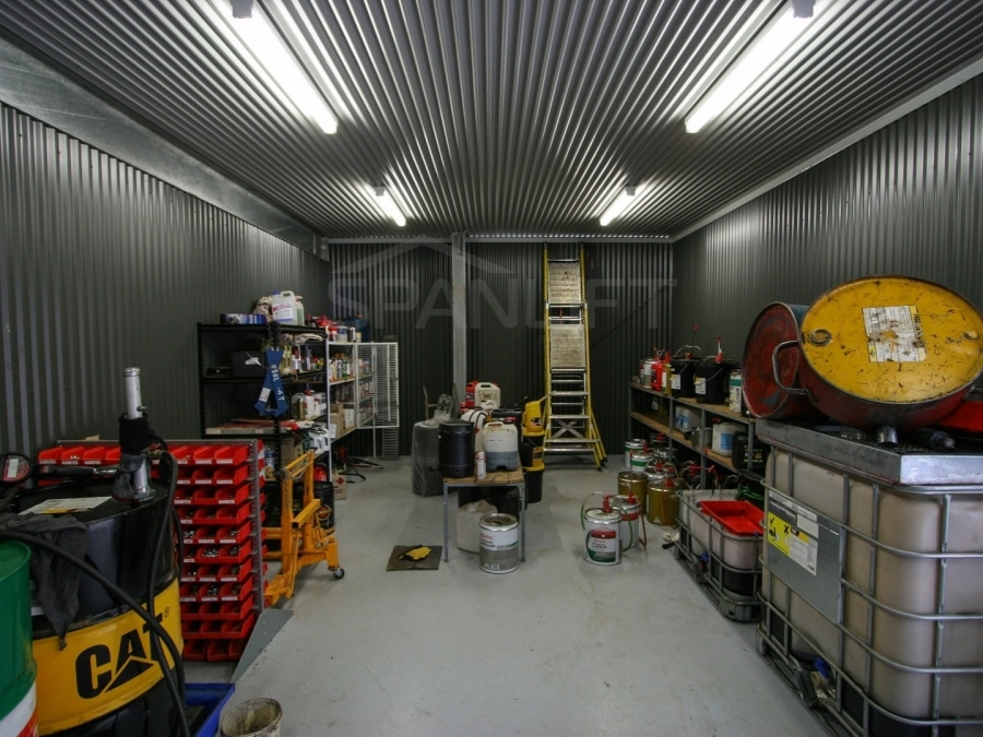 Farm Workshop Shed 11 Spanlift iQ8mw7