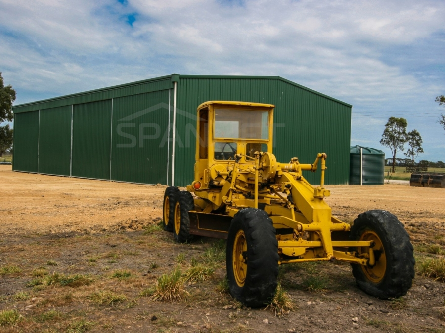 Farm Workshop Shed 16 Spanlift zLPU42 - Gallery