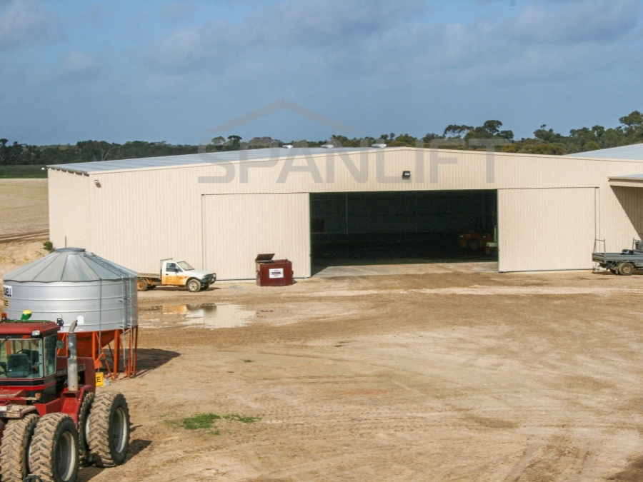 Farm Workshop Shed 3 Spanlift 86hFod - Gallery