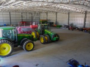 Farm Workshop Shed 5 Spanlift  1I9in 300x225 - Download our Agriculture Brochure