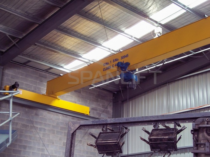 Gantry Cranes 2 Spanlift jasILW - Product Options