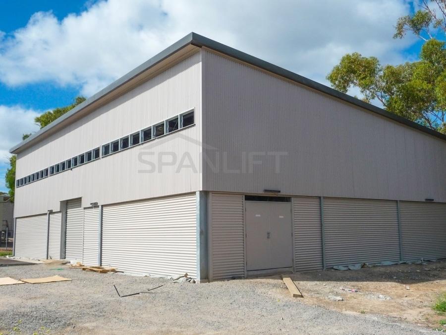 Gym Hall 1 School Spanlift 6n12Ob - School Gym / Hall