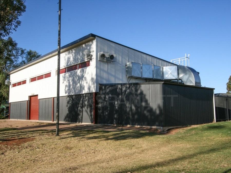 Gym Hall 16 School Spanlift D71SAu - School Gym / Hall