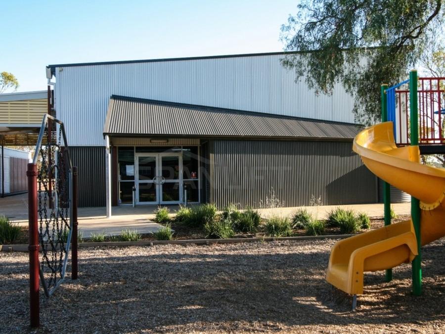 Gym Hall 18 School Spanlift EQl03s - School Gym / Hall