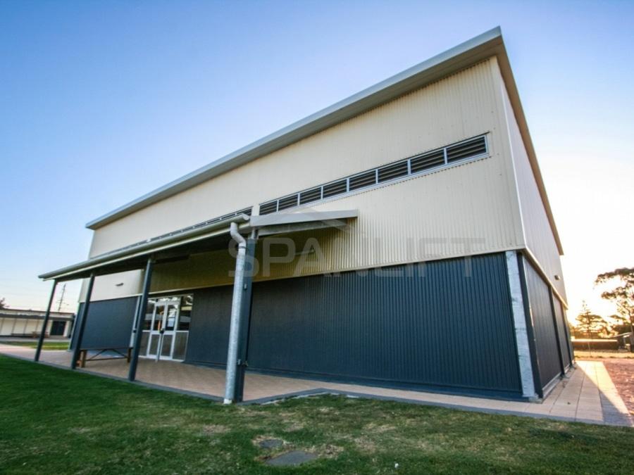 Gym Hall 21 School Spanlift O91hxW