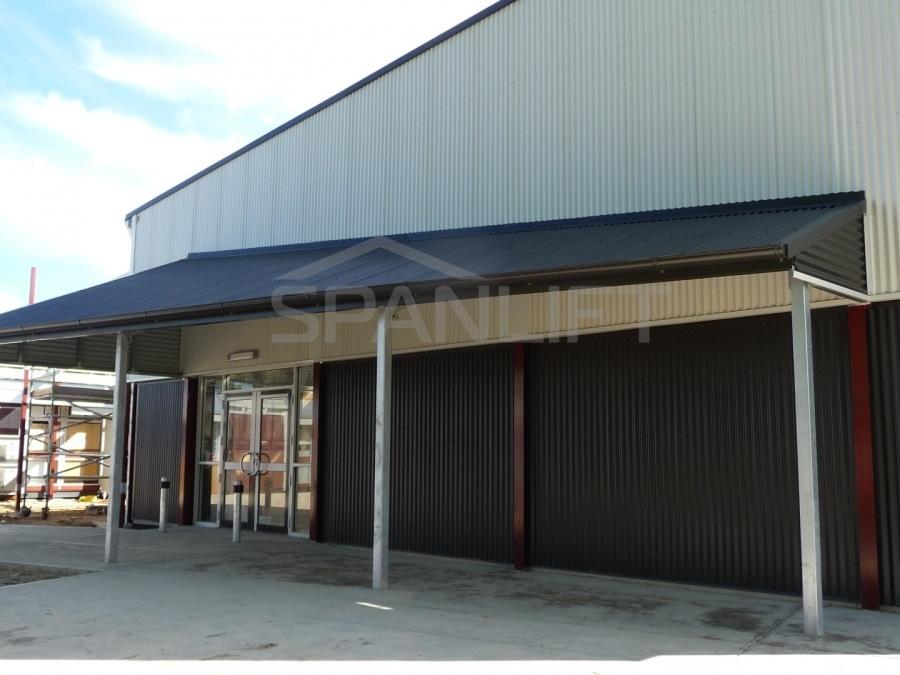 Gym Hall 24 School Spanlift PQrWLT