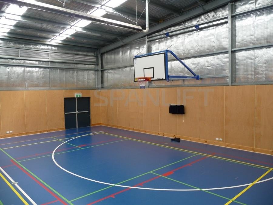Gym Hall 3 School Spanlift hXnxYG