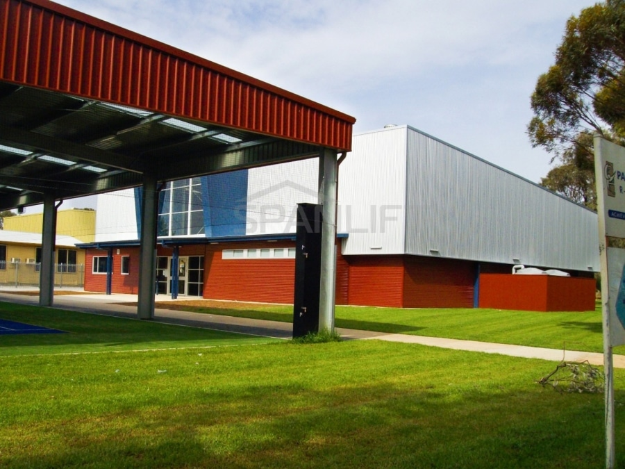 Gym Hall 5 School Spanlift z4v81x