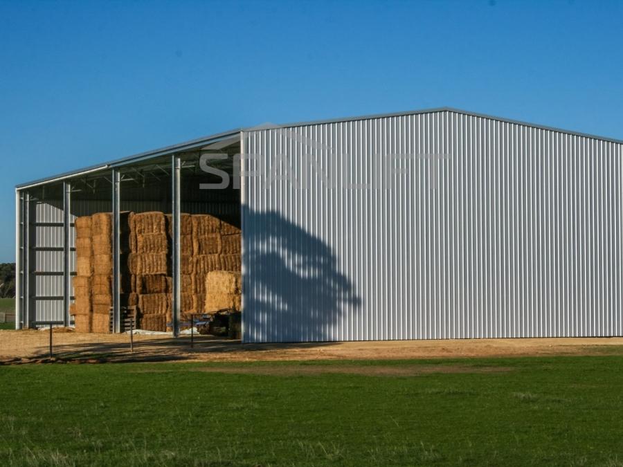 Hay Shed 11 Spanlift pplEu0 - Bulk Storage Sheds