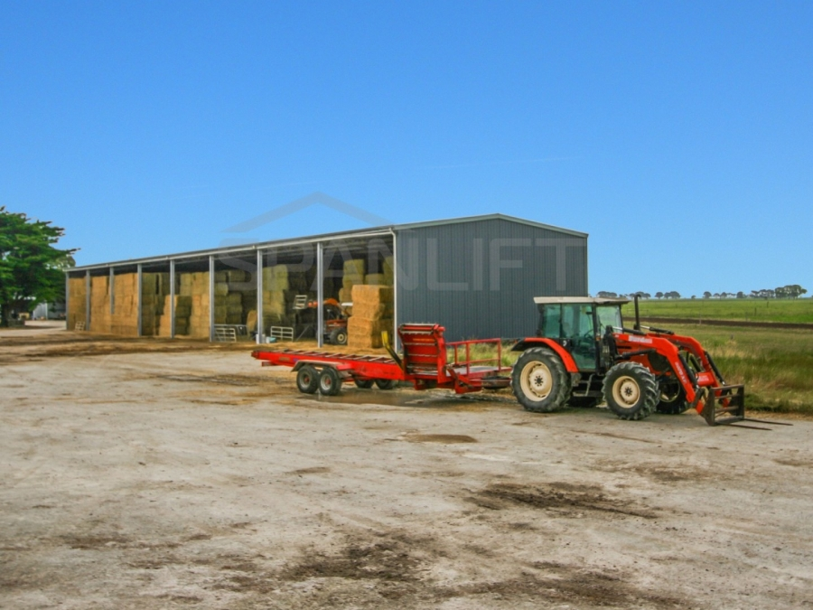 Hay Shed 14 Spanlift 4rJCX9