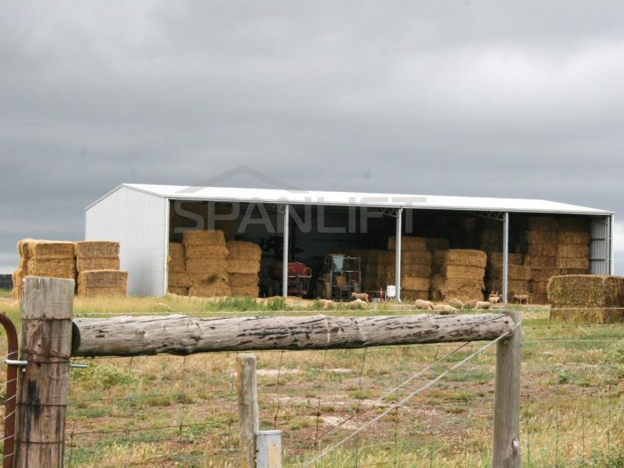 Hay Shed 6 Spanlift igKYeS - Bulk Storage Sheds