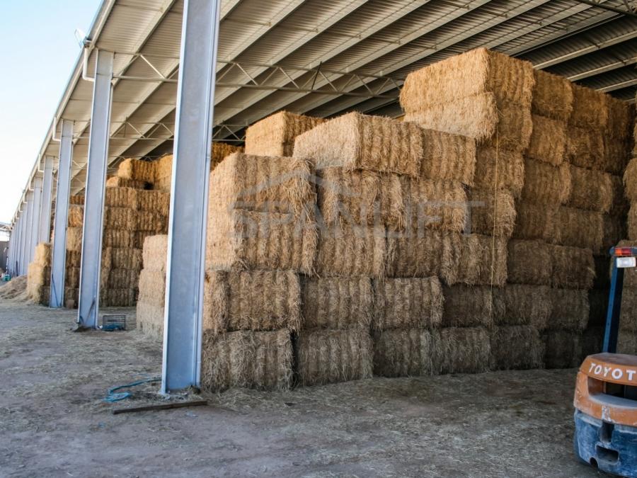 Hay Shed 7 Spanlift jBZoTJ - Bulk Storage Sheds