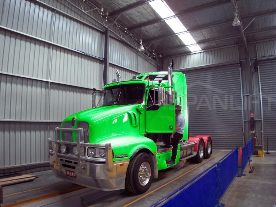 Maintenance Workshops Logistics 1 Spanlift AN6M41