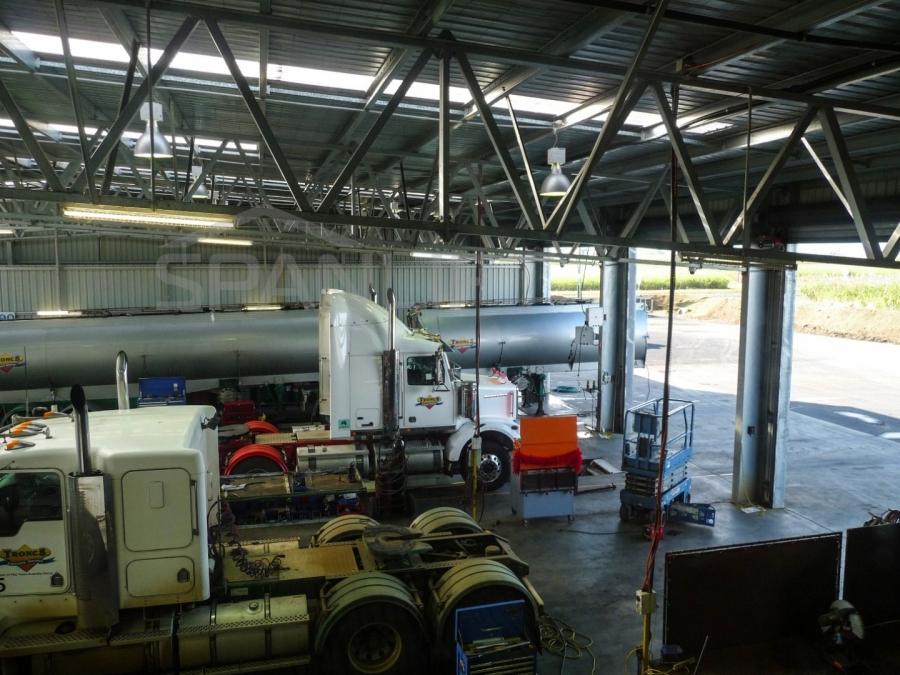 Maintenance Workshops Logistics 10 Spanlift g2TVr5