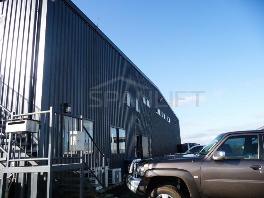 Maintenance Workshops Logistics 12 Spanlift Qx796V