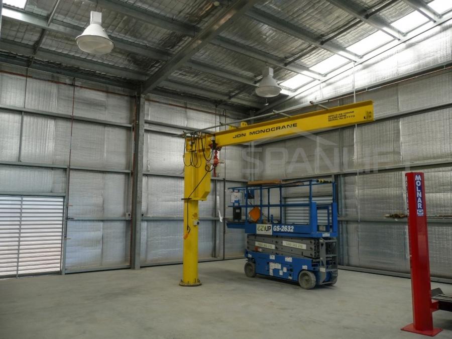 Maintenance Workshops Logistics 17 Spanlift Wq3rBm