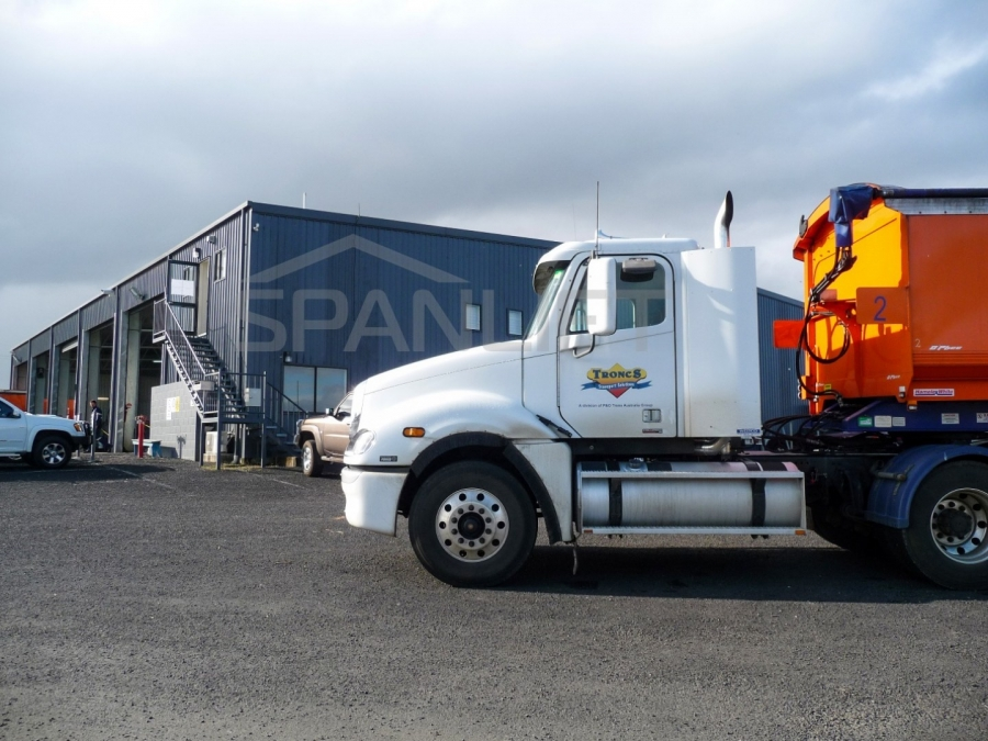 Maintenance Workshops Logistics 21 Spanlift 2ALSu4