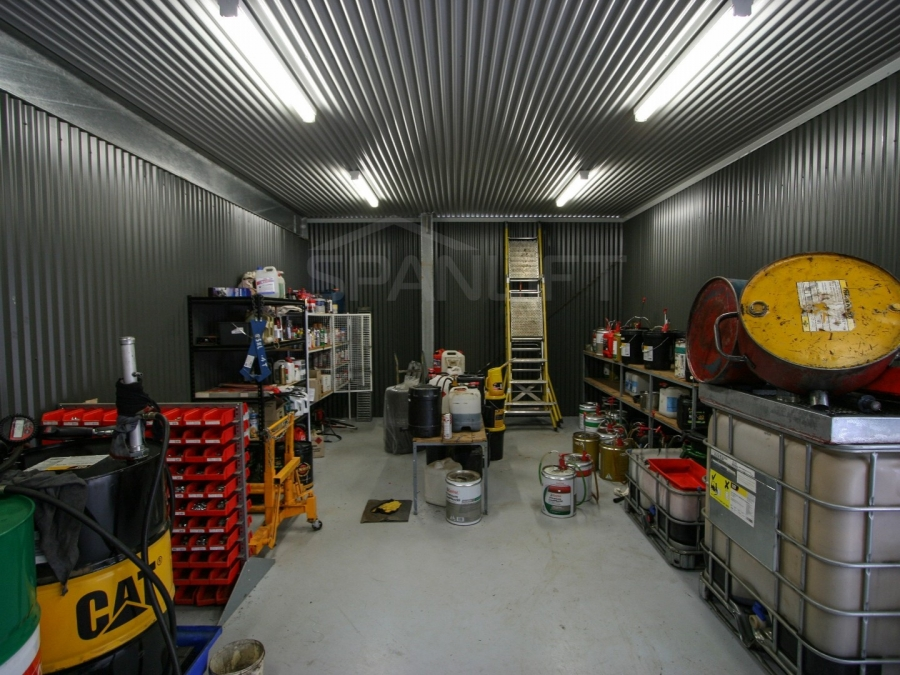 Maintenance Workshops Logistics 4 Spanlift g1XQ3T
