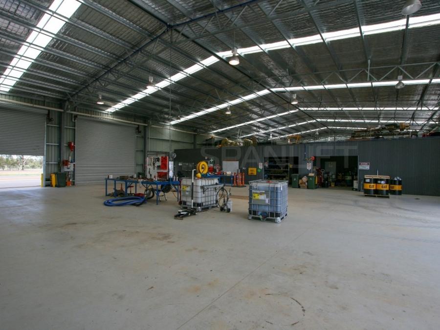 Maintenance Workshops Logistics 5 Spanlift 1BwzoP