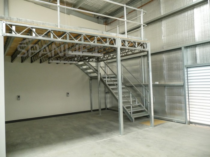 Mezzanine 12 Spanlift  i0c9d7 - Product Options