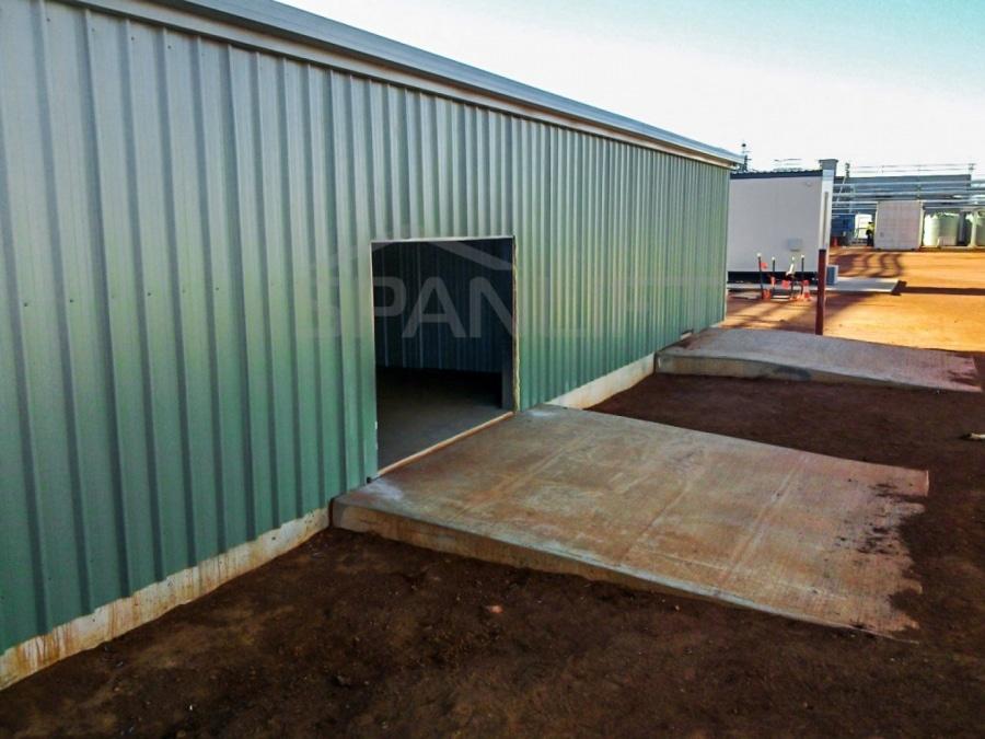 Mining Reagents Storage Plant Lab Buildings 10 Spanlift 1 eScK