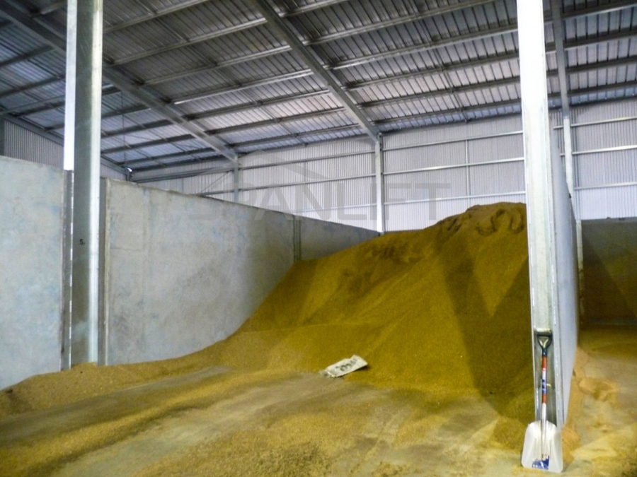 Mixing Shed Bulk Storage 18 Spanlift HqZFrV