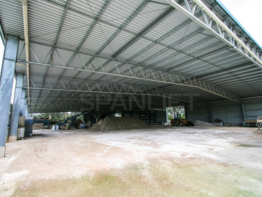 Mixing Shed Bulk Storage 5 Spanlift YlIeXL