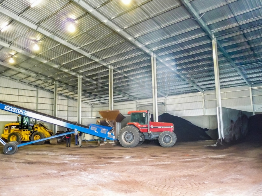 Mixing Shed Bulk Storage 6 Spanlift  MGJvT - Gallery