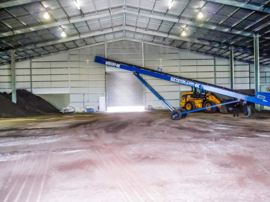 Mixing Shed Bulk Storage 7 Spanlift w8nr 7