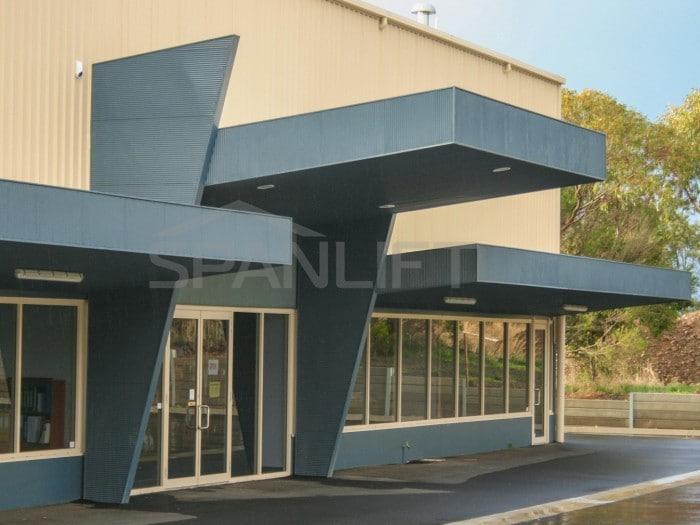 Office Warehouse 5 Commercial Spanlift  FCBIlt 1