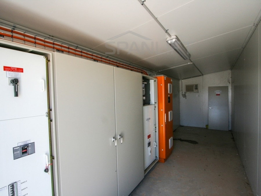 Plant Room 9 Spanlift MqYNt6