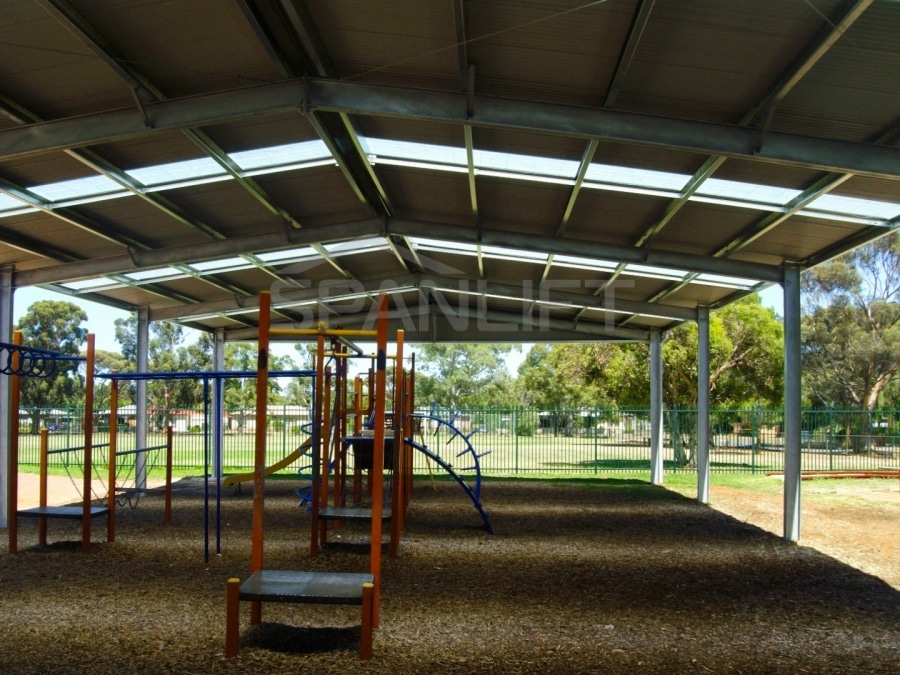 Playground Cover 1 School Spanlift ulL8Es