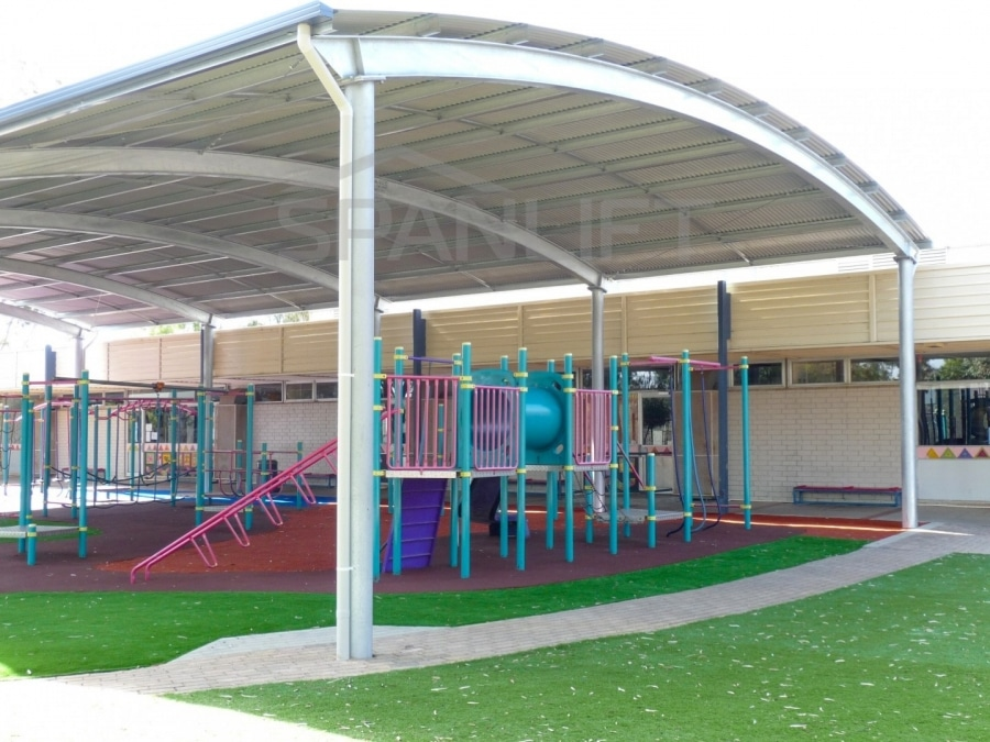 Playground Cover 2 School Spanlift LC g7z - School Playground Cover