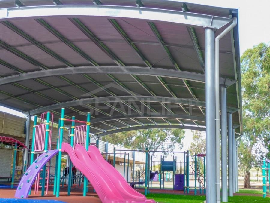 Playground Cover 3 School Spanlift uZpx1O