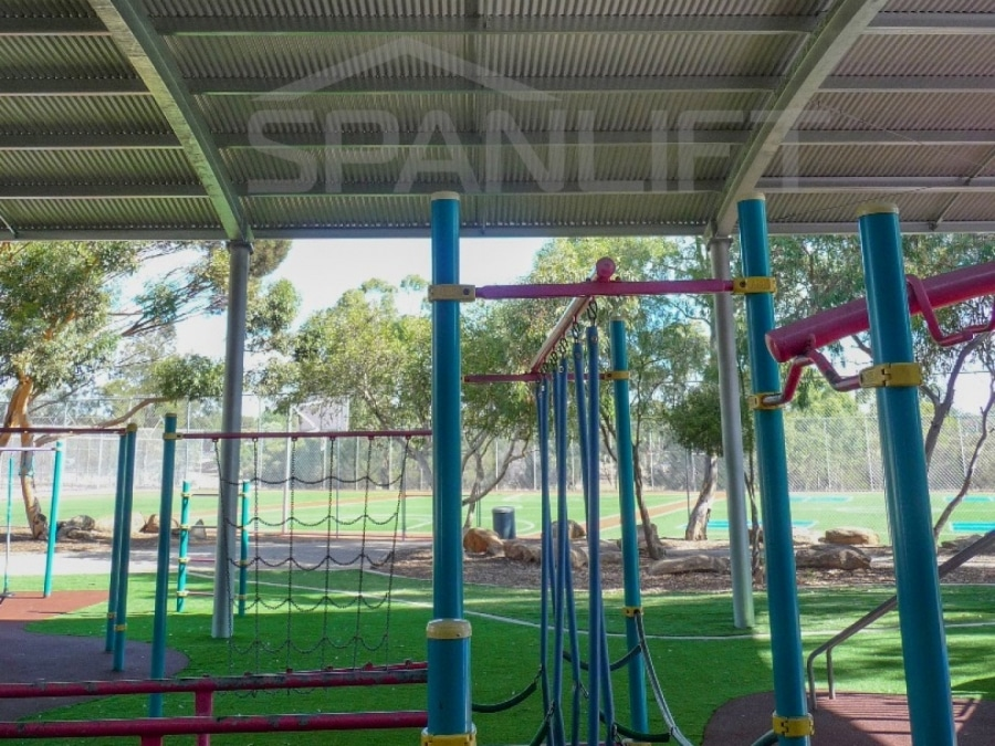 Playground Cover 6 School Spanlift oO61Q8