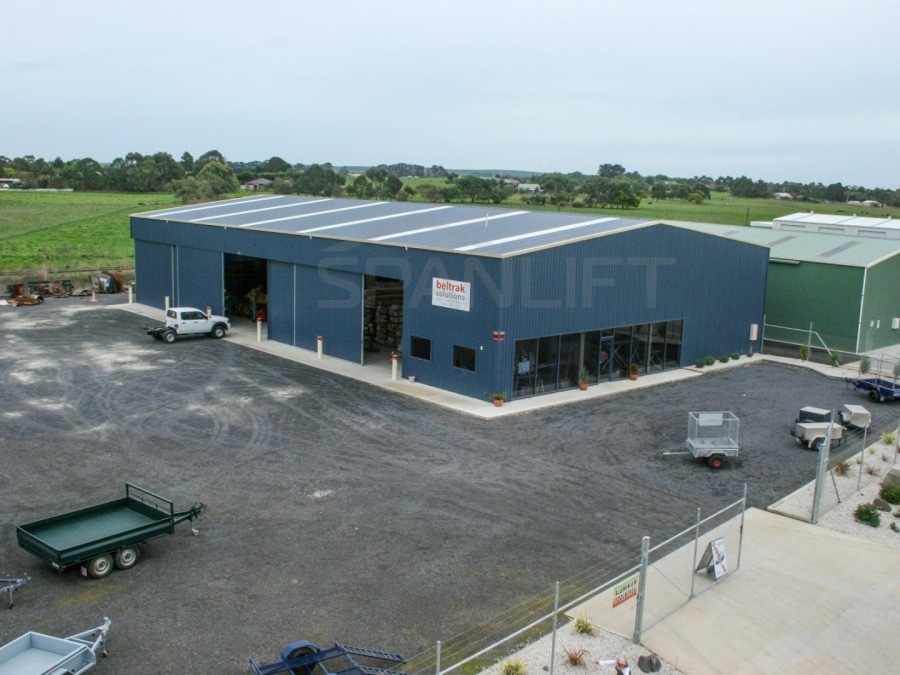 Retail Building 4 Commercial Spanlift 4nHJto