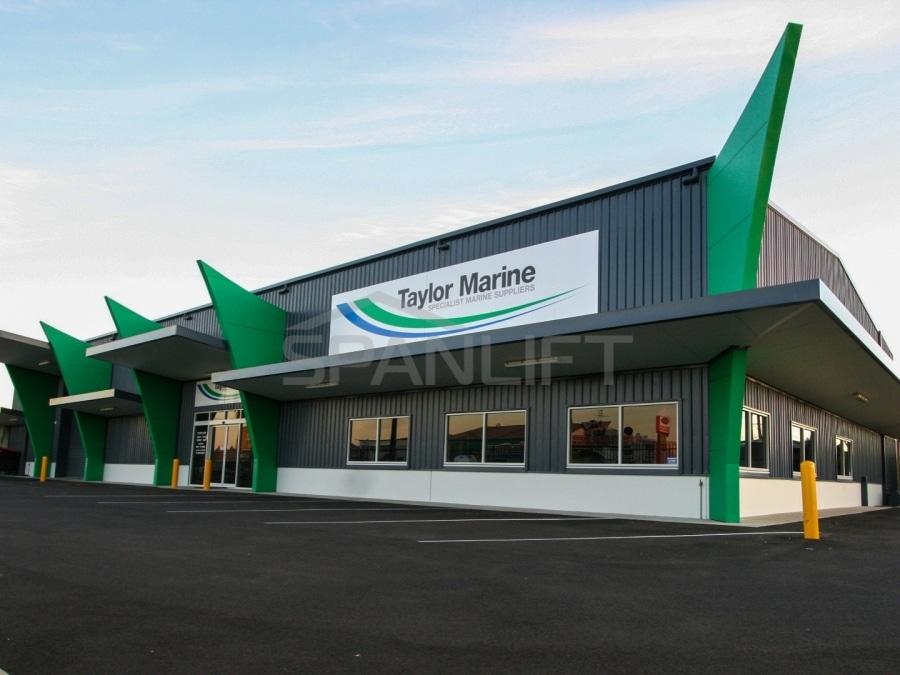 Retail Building 7 Commercial Spanlift pUkmXr