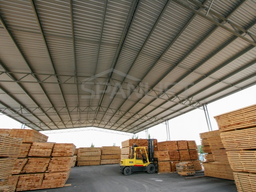 Timber Storage Shed 10 Spanlift zrX3iv