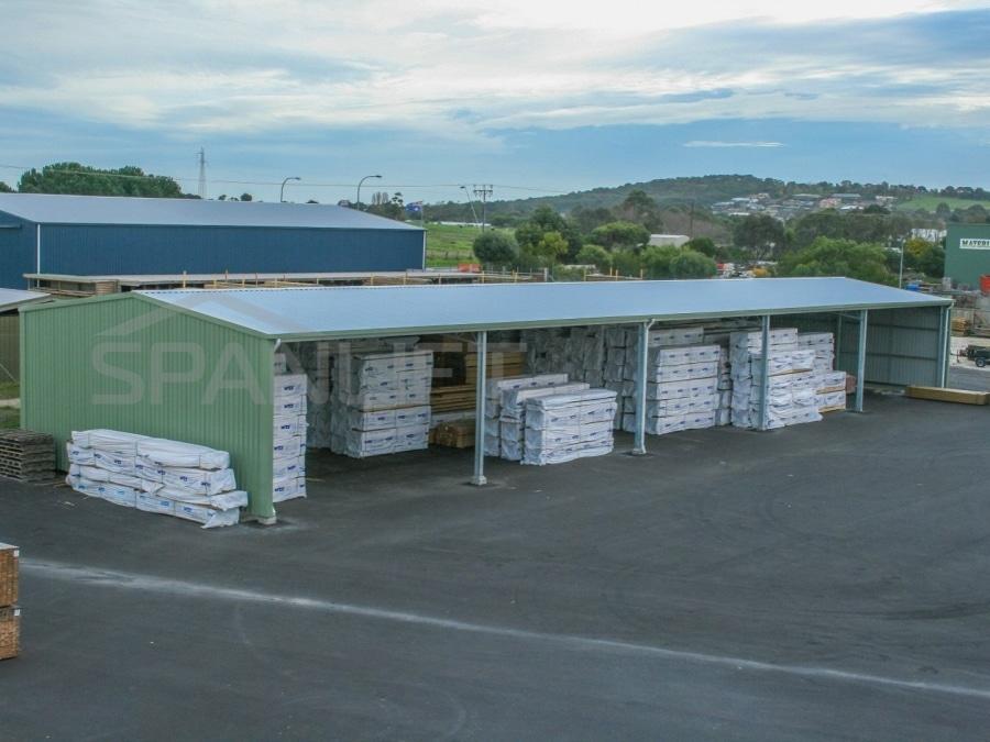 Timber Storage Shed 6 Spanlift ZPucG3