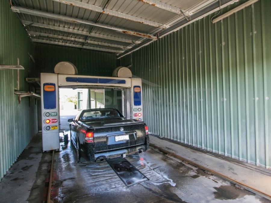 Truck Wash Bay 14 Spanlift 1qs8ay