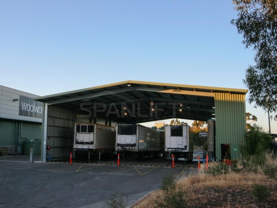 Truck Wash Bay 3 Spanlift 6F7PNH