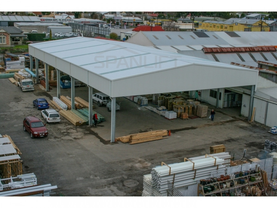 Warehouse Distribution Buildings 4 Spanlift p7Nq0e 1 - Warehouse / Office